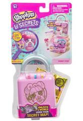 Shopkins Lil Secrets Mini Playset 9 Modelle Giochi Preziosi HPL01001