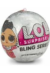 Lol Surprise Bling Série Giochi Preziosi LLU40000