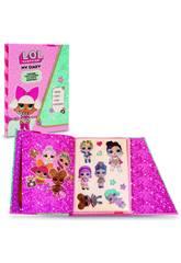 Lol Surprise Secret Diary Giochi Preziosi LLG24000