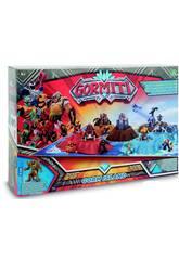 Gormiti Gorm Island mit Exklusiver Figur Giochi Preziosi GRM08000