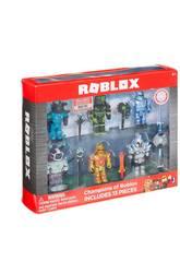 Roblox Multipack 6 Figures Giochi Preziosi RBL03000
