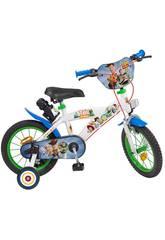 Vélo de 14 Pouces Toy Story 4 Toimsa 784