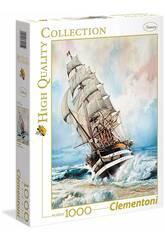 Amerigo Vespucci - 1000 pezzi - High Quality Collection Clementoni 39415