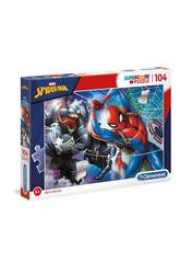 Puzzle 104 Spiderman Clementoni 27117