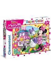 Disney Minnie - 104 pezzi - Supercolor Puzzle Clementoni 27982