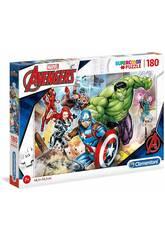 Puzzle 180 Avengers Clementoni 29295