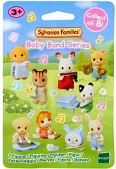 Sylvanian Families Envelope Bebê Surpresa Edição Banda De Música Epoch Para Imaginar 5321
