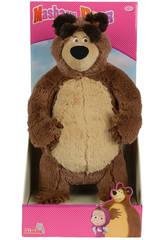 Masha urso de pelúcia 35 cm. Simba 9301667
