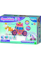Aquabeads Kit Carrosse avec des Chevaux En 3D Epoch Para Imaginar 31363