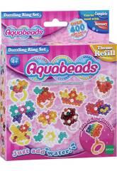 Aquabeads Set Anillos Deslumbrantes Epoch Para Imaginar 79278
