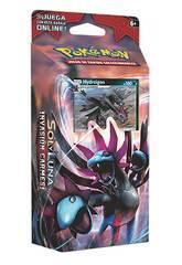 Pokémon Juego de Cartas Coleccionables Sol y Luna Baraja 60 Cartas Asmodee POSMCI01