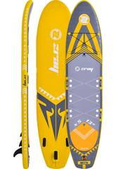 Planche de Padelsurf Gonflable Zray X-Rider 13 396x89 cm. Poolstar PB-ZX5