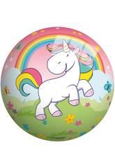 Ballon Licorne 23 cm. Smoby 50103
