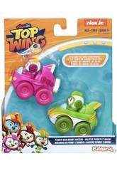Top Wing Pack 2 Mini Veicoli Hasbro E5282