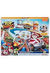Top Wing Playset Mission Ready Track Hasbro E5277