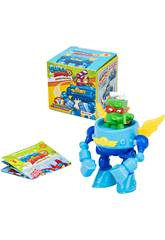 Superzings Superbot + Superzings Series 3 Magic Box Toys PSZ3D68IN00