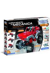 Laboratorio de Mecánica Monster Truck Clementoni 55277