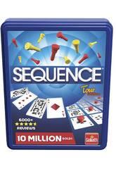 Juego De Viaje Sequence Goliath 75050