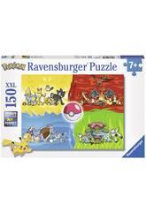 Puzzle XXL Pokémon 150 Pièces Ravensburger 10035