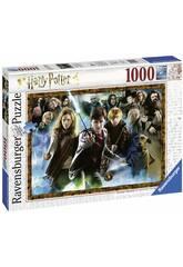 Puzzle Le Sorcier Harry Potter 1.000 Pièces Ravensburger 15171