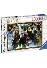 Puzzle O Mago Harry Potter 1.000 Peças Ravensburger 15171