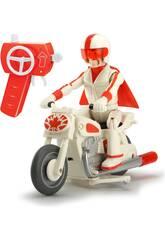 Radiocommande 1:24 Toy Story 4 Moto Duke Caboom Simba 3154003