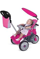 Dreirad Baby Trike Easy Evolution Rosa