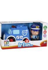 Camion Pompieri con Figura