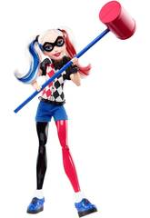 Poupée DC Super Hero Girls Harley Quinn