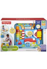 Fisher Price Mesa Multiaprendizagem Bilíngue