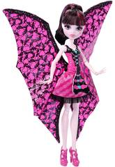 Monster High Draculaura Monstrueuse Chauve-Souris