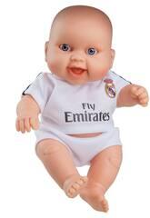 Poupée 21 cm Bébé Real Madrid Paola Reina 01892