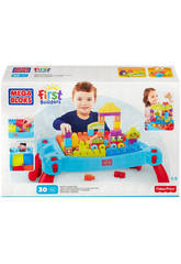 Megablocks Table Pre-scolaire 3 en