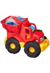 Megabloks Tracteur transformable