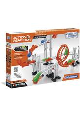 Action & Reaction Anfänger-Kit Clementoni 55340