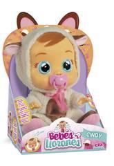 Bebés Llorones Cindy IMC Toys 92587