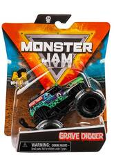 MONSTER JAM Basic 1:64 Bizak 6192 5871