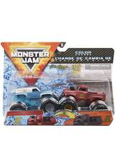 Monster Jam Pack Double Bizak 61925872