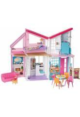 Barbie Maison de Malibu avec des Accesoires Mattel FXG57