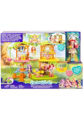 Enchantimals Super Café Da Selva Mágica Mattel GNC57