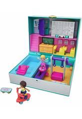 Polly Pocket Truhe wir gehen zur Schule Mattel GFM48
