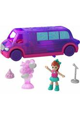 Polly Pocket Pollyville Limusina Mattel GGC41