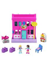 Polly Pocket Pollyville Restaurante Mattel GGC30