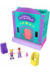 Polly Pocket Pollyville Arcade Mattel GFP41