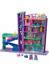 Polly Pocket Pollyville Centro Comercial Mattel GFP89
