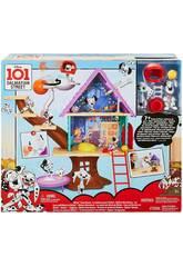 101 Dálmatas Dylan Casa del Árbol Mattel GDL88