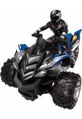 Radio Control 1:12 Police Rider World Brands XT180832 Teledirigido