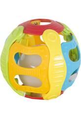 Kinder-Aktivitätenball mit 6 Funktionen und Lichtern