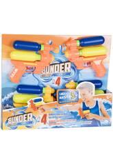 Kit Bunder avec 4 pistolets à eau