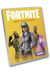 Fortnite Archivador Trading Cards Series 1 Panini 201012AE48